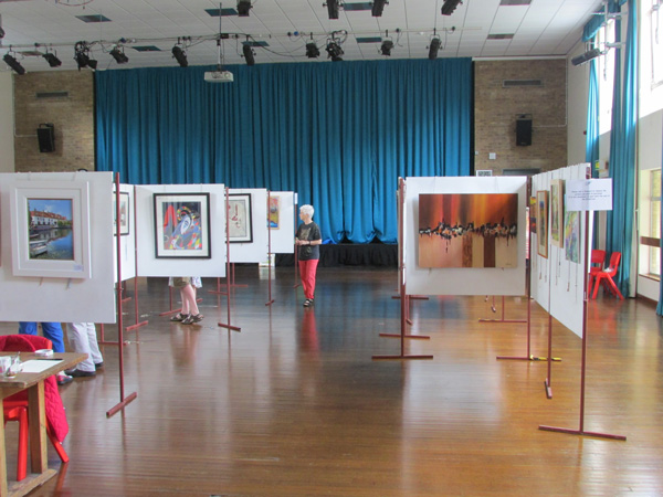 The Exhibition - August 2016