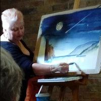 Sharon Hurst - Jan 2018