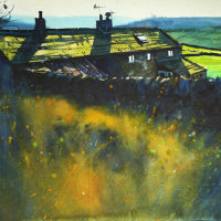 Paul Talbot-Greaves - Sparkling Sunlight in the Lee of Bog Eggs Edge