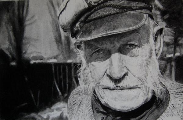 Andy Dakin, Old Mr Farrer