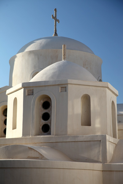 Catholic Church, Naxos, Greece