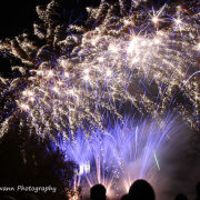 Fireworks at Ely 2012
