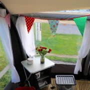 Cosy in the awning