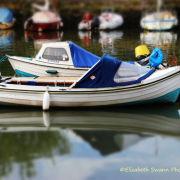 Boats at Kingsbridge, Devon