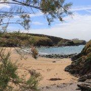 Gunwalloe beach