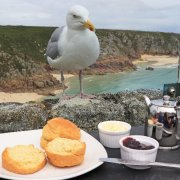Hold on to the scones!!