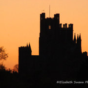 Ely Cathedral Sunset