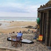 St Anges beach