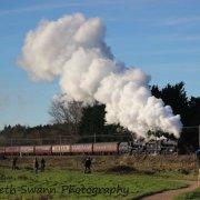 2 Black Fives in Cambridgeshire