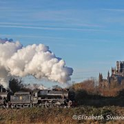 Black Fives in Cambridgeshire