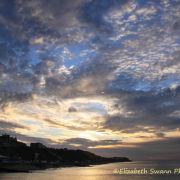 Sunset on the Norfolk Coast