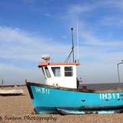 Fishing Boat at rest