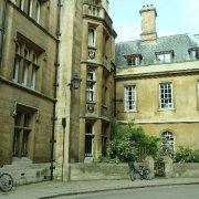 Cambridge University streets