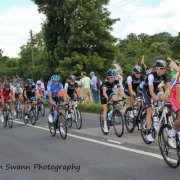 Tour De France passing through Stapleford