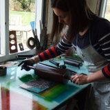 Introducing Collagraphs; one day course