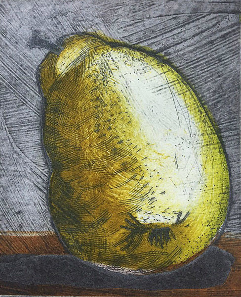 Pear shaped 3
