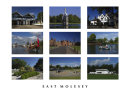 POSTCARD - East Molesey montage