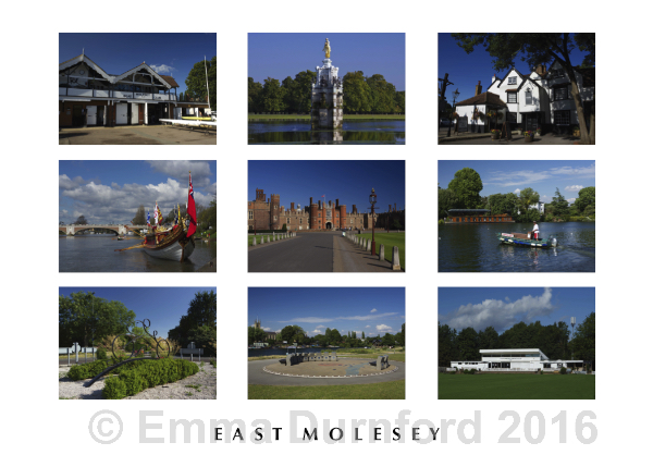 East Molesey montage