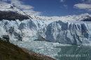 North face of Perito Moreno Glacier