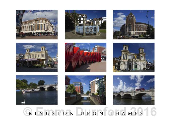 Kingston upon Thames montage