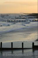 Winter seas