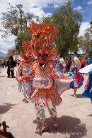 Festival dancing
