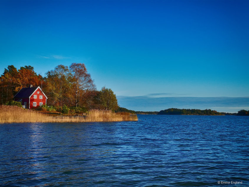 The Red House on the Lake