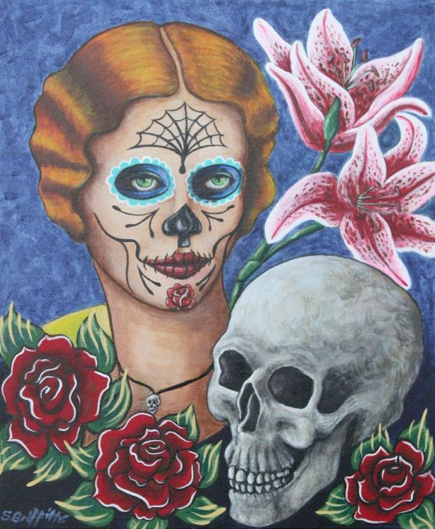 Death and Beauty £120