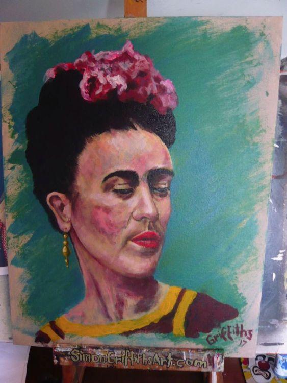 Frida £100