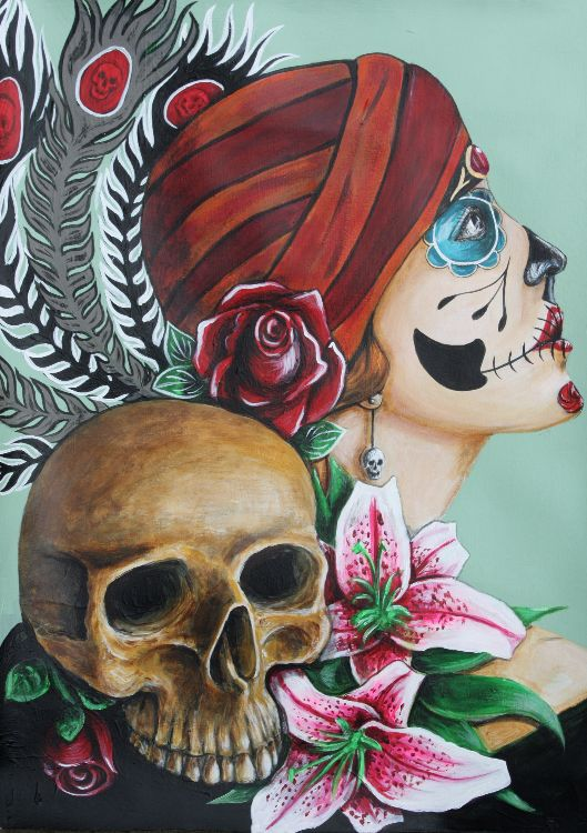 Gypsy & the  Skull