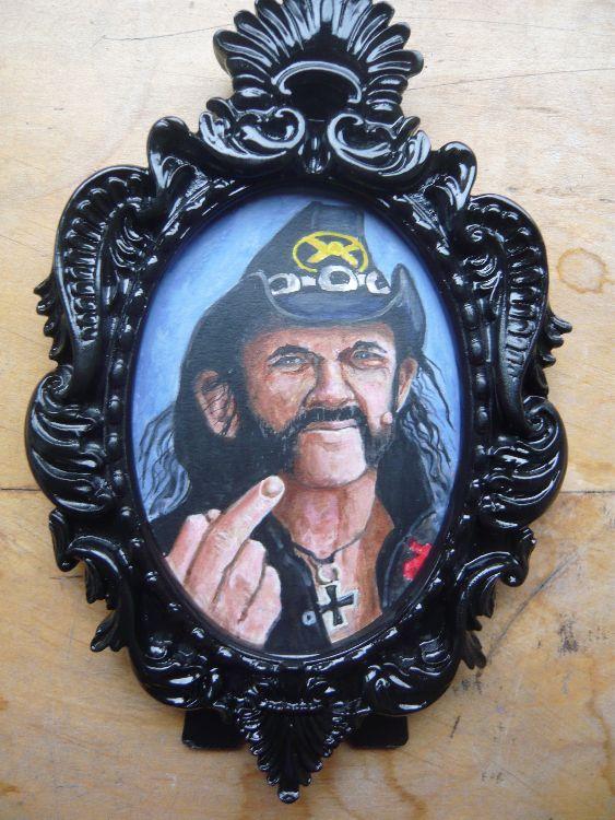 Lemmy - sold