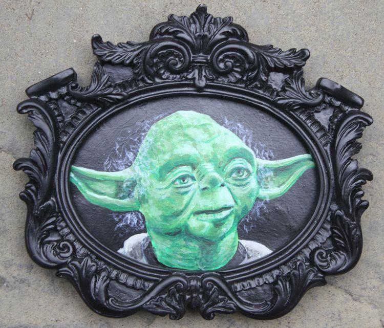 Yoda - sold
