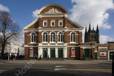 Tamworth Assembly Rooms.