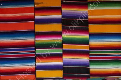 Mexican Blankets on sale in Sedona