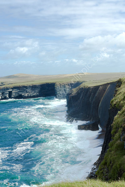 Loop Head, County Clare Ireland.