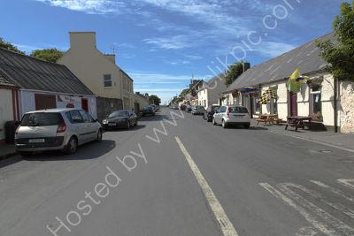 Looking West Carrigaholt Ireland
