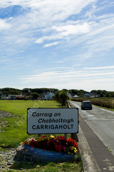 Carrigaholt Sign