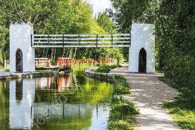 Drayton Foot Bridge