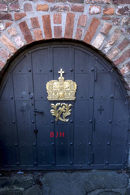 Garrison Door