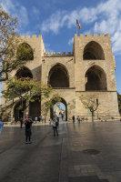 Gate to Valencia Sspain