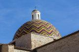 Church dome Olbia Sardinia