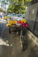 Mobile fruit shop Beijing