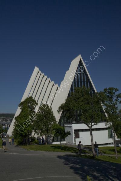Iceberg Church Tromso Norway