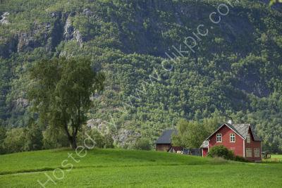 Outside Eidfjord Norway