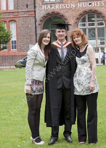 Graduation Liverpool Unversity