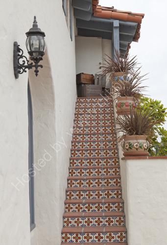 Stair Old Town San Diego