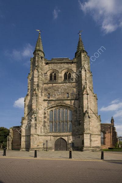 St. Editha's church Tamworth.