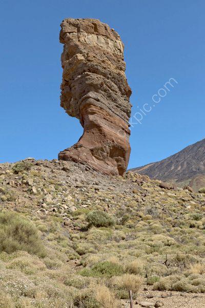 Rock formation Tenerife