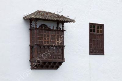 Window and balcony Tenerife