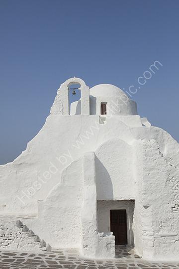 Church Mykonos Greece